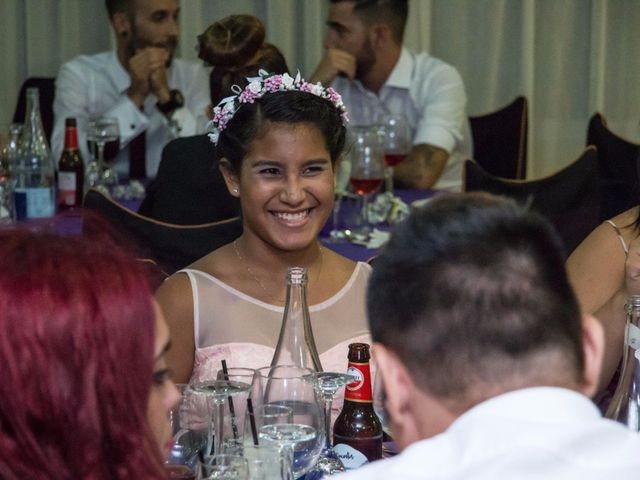La boda de Cristian y Diana en Torrellano, Alicante 77
