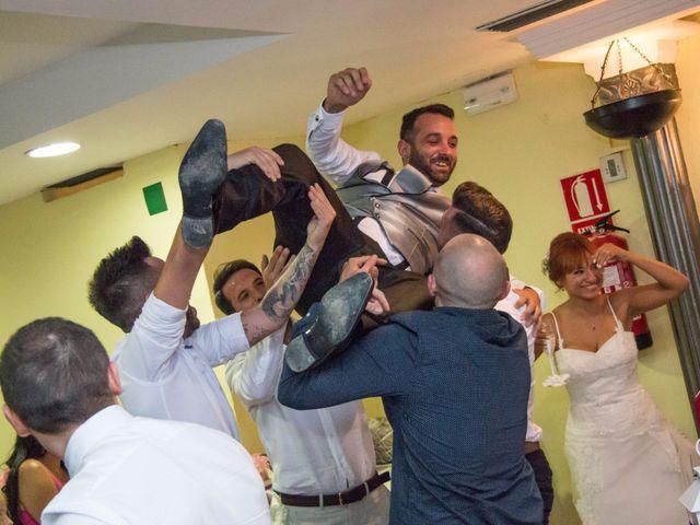 La boda de Cristian y Diana en Torrellano, Alicante 80