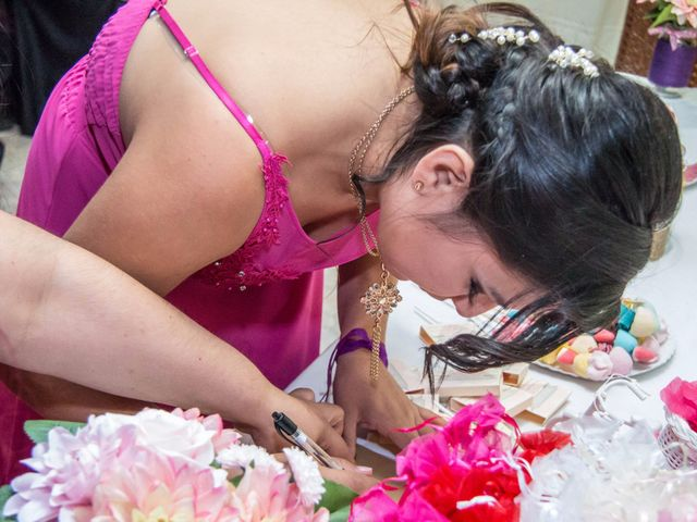 La boda de Cristian y Diana en Torrellano, Alicante 81