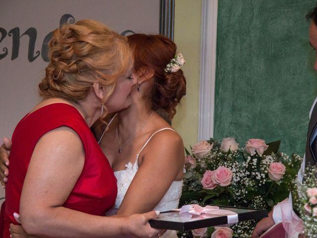 La boda de Cristian y Diana en Torrellano, Alicante 82