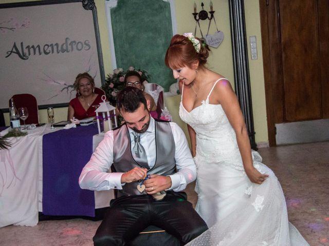 La boda de Cristian y Diana en Torrellano, Alicante 83