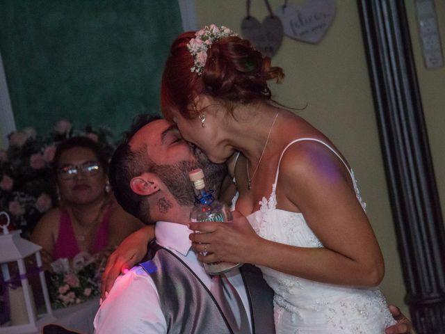 La boda de Cristian y Diana en Torrellano, Alicante 84