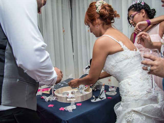 La boda de Cristian y Diana en Torrellano, Alicante 85