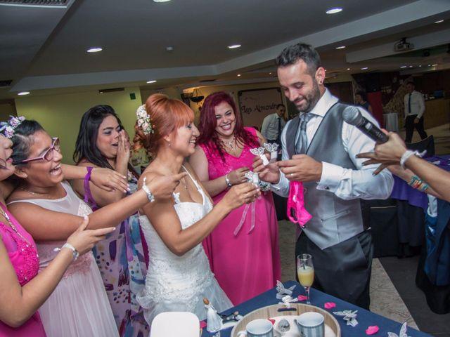 La boda de Cristian y Diana en Torrellano, Alicante 86
