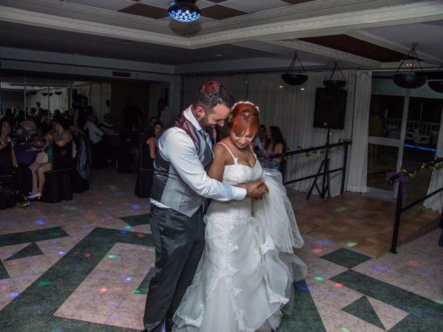 La boda de Cristian y Diana en Torrellano, Alicante 88