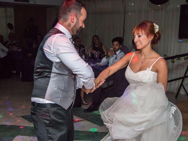 La boda de Cristian y Diana en Torrellano, Alicante 89