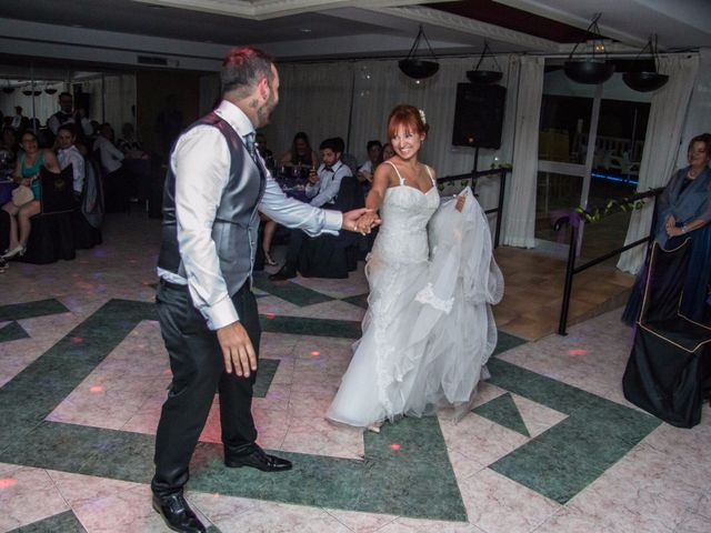 La boda de Cristian y Diana en Torrellano, Alicante 90