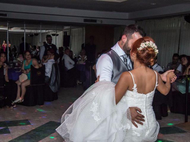 La boda de Cristian y Diana en Torrellano, Alicante 92