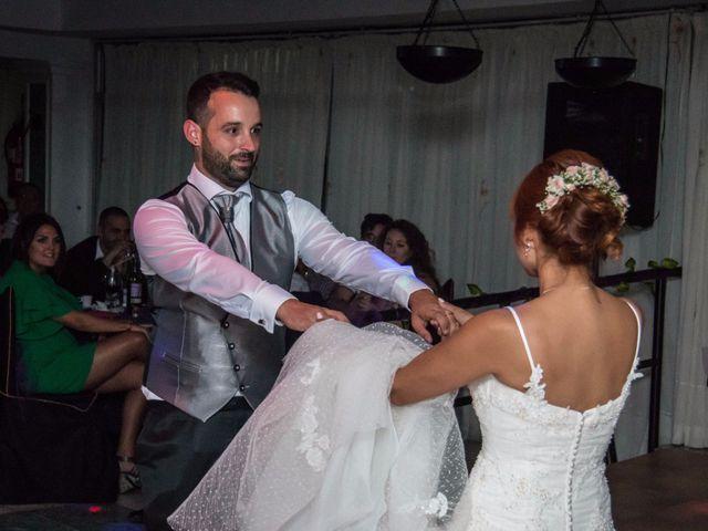 La boda de Cristian y Diana en Torrellano, Alicante 93