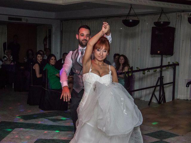 La boda de Cristian y Diana en Torrellano, Alicante 94