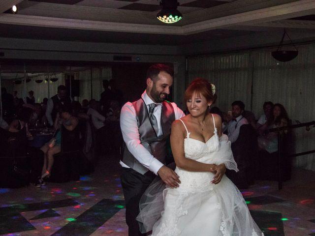 La boda de Cristian y Diana en Torrellano, Alicante 96