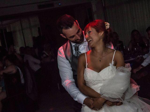 La boda de Cristian y Diana en Torrellano, Alicante 97
