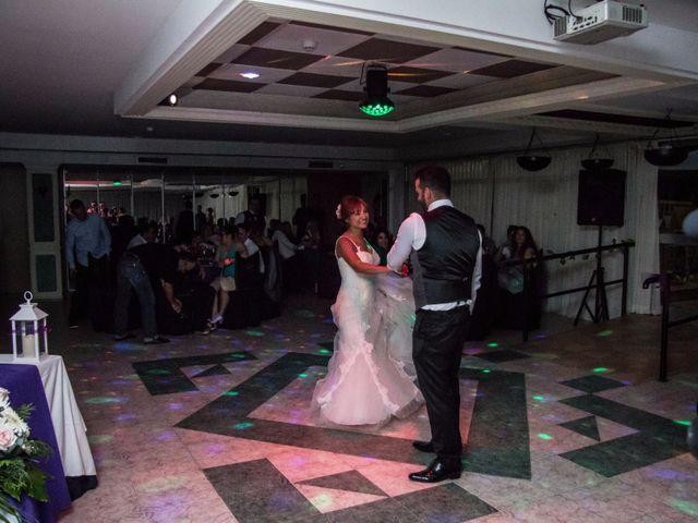 La boda de Cristian y Diana en Torrellano, Alicante 98