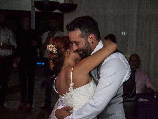 La boda de Cristian y Diana en Torrellano, Alicante 99