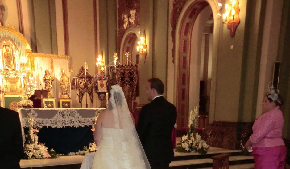 La boda de Miguel y María  en Cartagena, Murcia