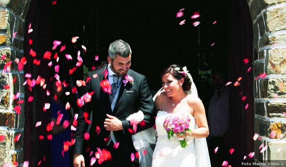La boda de Raúl y Maria en Nuñomoral, Cáceres