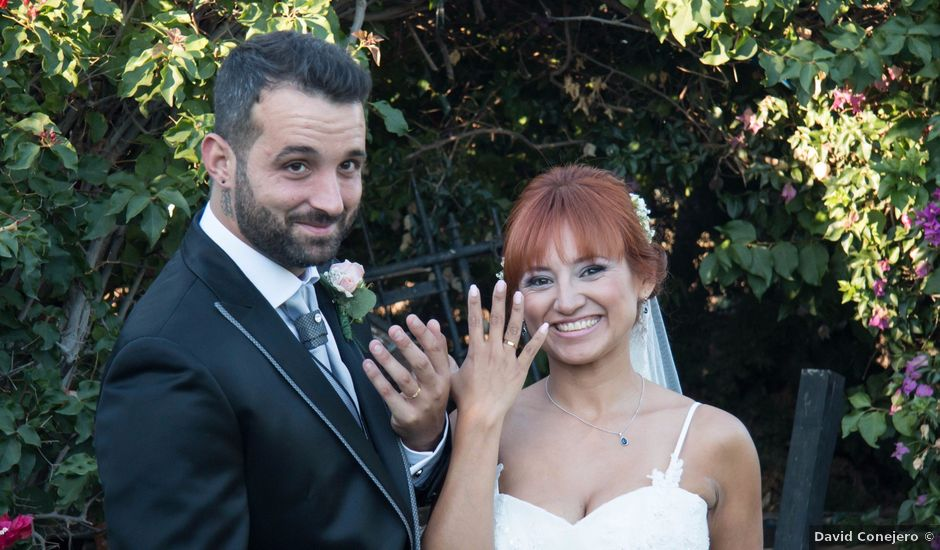 La boda de Cristian y Diana en Torrellano, Alicante