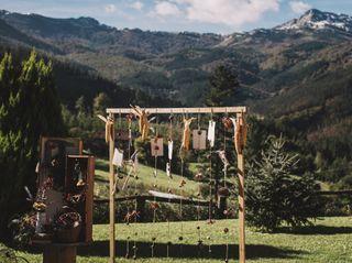 La boda de Noelia  y Edorta  1
