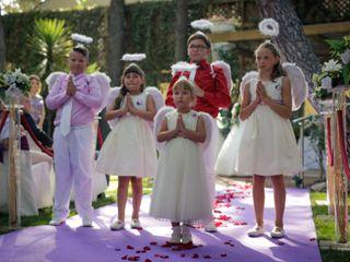 La boda de Uliana y Max 1