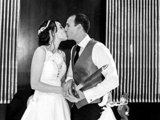 La boda de Seila y Javi