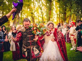 La boda de Luis y Samantha