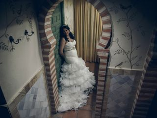 La boda de M. Carmen y Raul  1