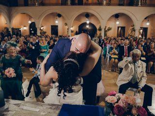 La boda de M. Carmen y Raul