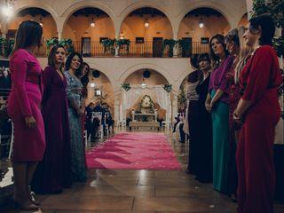 La boda de M. Carmen y Raul  3