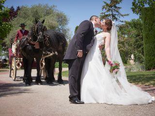 La boda de Raquel y Ismael