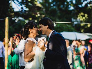La boda de Susana y Gonzalo