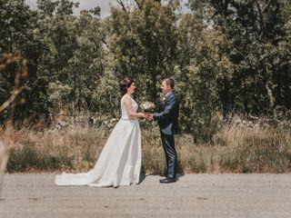 La boda de Jone y Samuel
