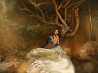 La boda de Vasyl y Natalya