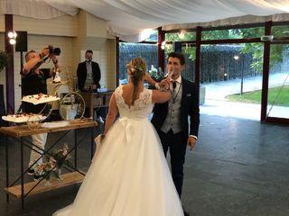 La boda de Jennifer y Oscar