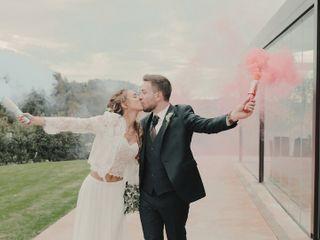La boda de Joan Marc y Ruth