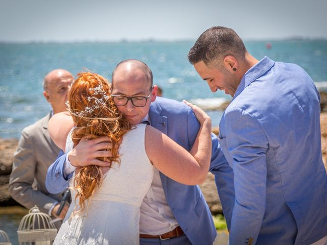 La boda de Adrià y Jennifer en L' Ampolla, Tarragona 12