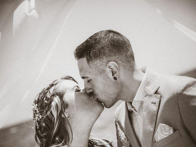 La boda de Adrià y Jennifer en L' Ampolla, Tarragona 1
