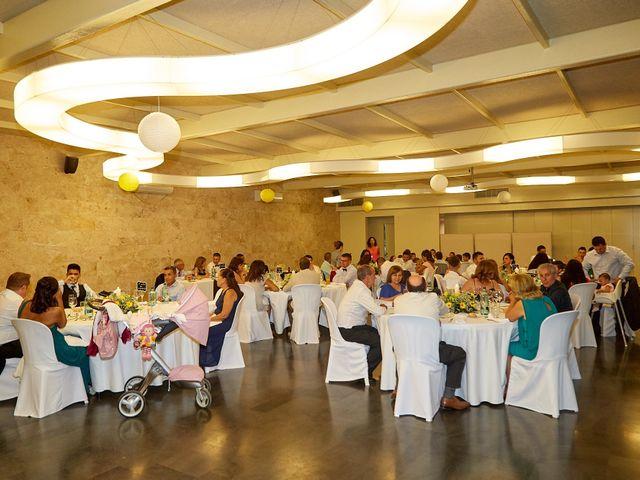 La boda de Germán y Ana Paula en Fares, Girona 7