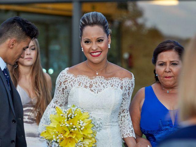 La boda de Germán y Ana Paula en Fares, Girona 2