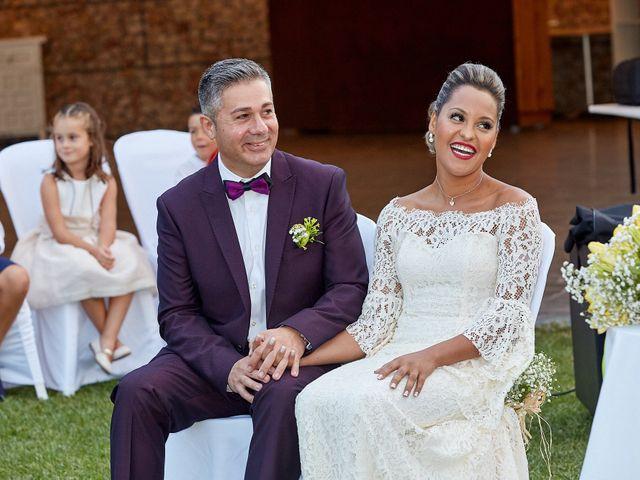 La boda de Germán y Ana Paula en Fares, Girona 12