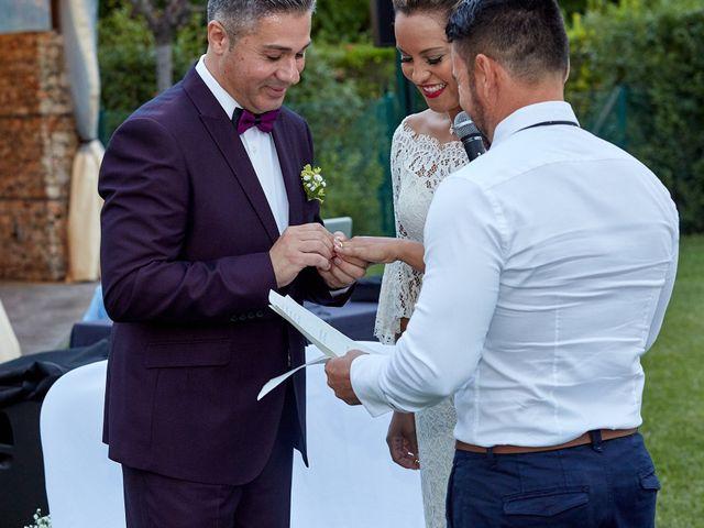 La boda de Germán y Ana Paula en Fares, Girona 15