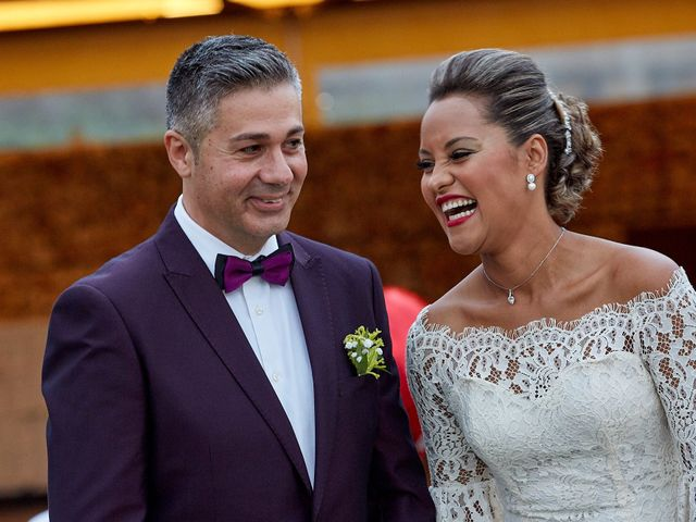 La boda de Germán y Ana Paula en Fares, Girona 1