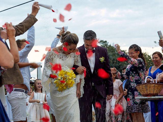 La boda de Ana Paula y Germán