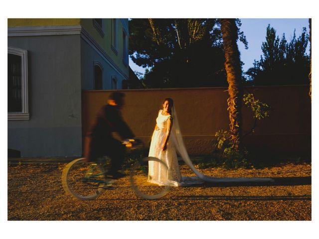 La boda de Javier y Jessica en Alfajarin, Zaragoza 2