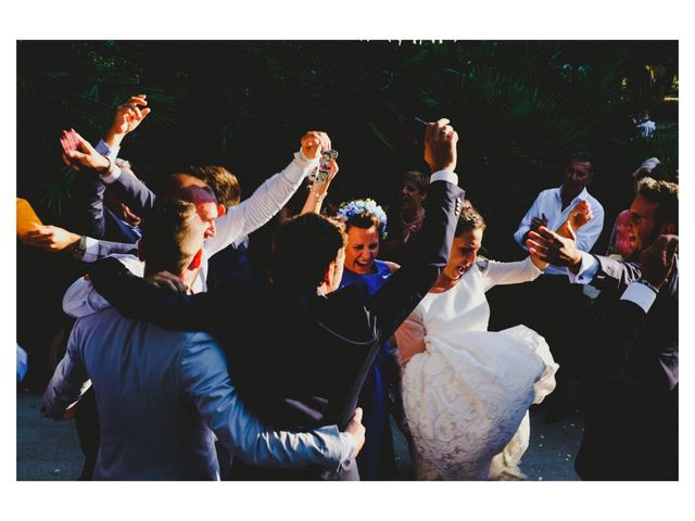 La boda de Javier y Jessica en Alfajarin, Zaragoza 5