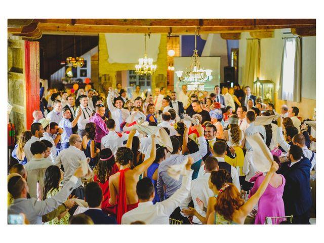 La boda de Javier y Jessica en Alfajarin, Zaragoza 8