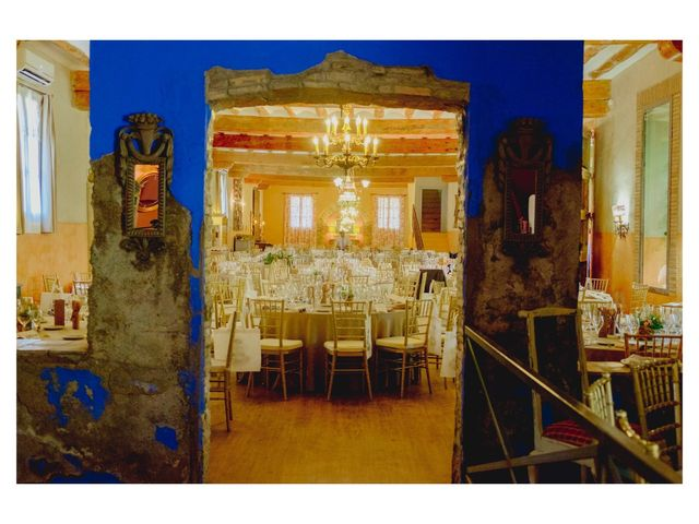 La boda de Javier y Jessica en Alfajarin, Zaragoza 9