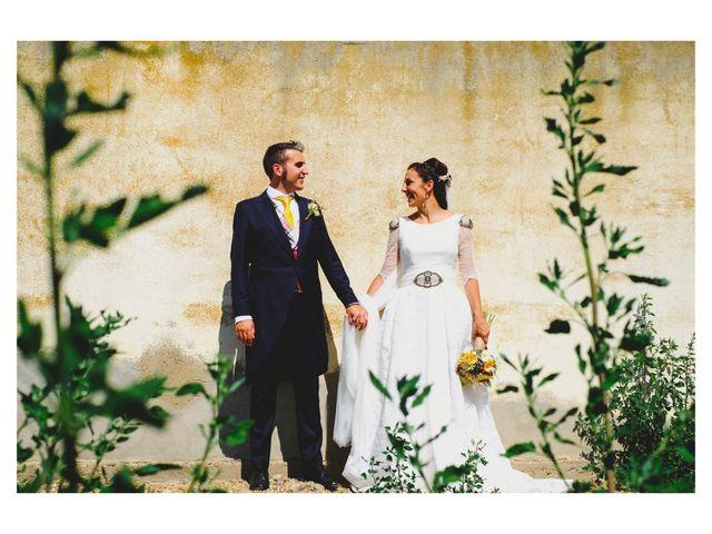 La boda de Javier y Jessica en Alfajarin, Zaragoza 11