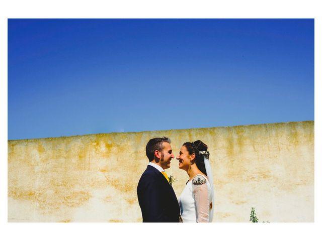 La boda de Javier y Jessica en Alfajarin, Zaragoza 12