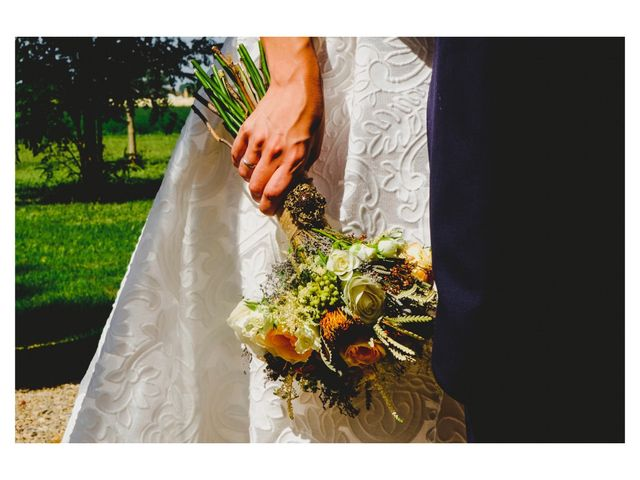 La boda de Javier y Jessica en Alfajarin, Zaragoza 13