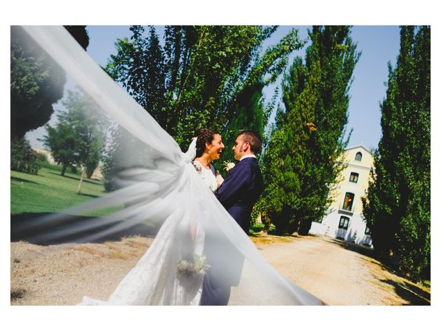 La boda de Javier y Jessica en Alfajarin, Zaragoza 14